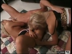 Busty slut Zora Banks is such a perfect slut for steamy MFF threesome