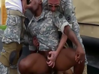 Mature gay sex in the  army Explosions  failure  and punishment