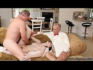 Bent over rough anal Frannkie goes down the Hersey highway