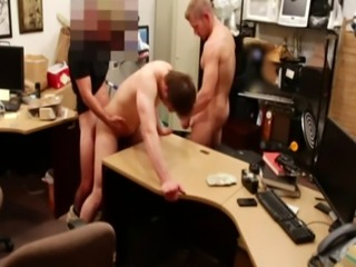 Handsome tv hunk nude gay He sells his taut bum for cash