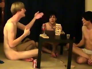 Boys sucking small dick movie gay Trace and William get