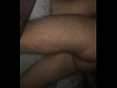 amateur gf fucked till she cums with creampie ending