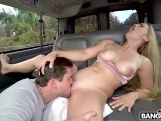 I'm sure, that after he so sensually licked her pussy, a proper blowjob is...