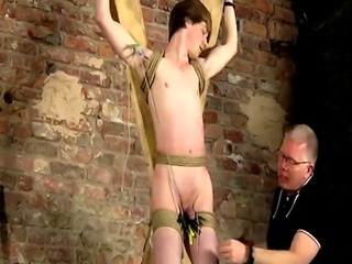 Bondage boy video view and raw gay hardcore twink first time Another