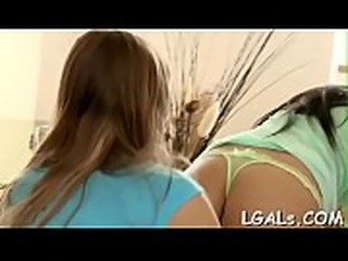 2 girls have lesbo joy