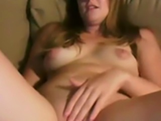 pretty girlfriend sits naked and lets her boyfriend spread her saved pussy lips  28