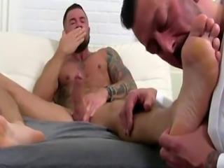 Male emo foot gay sex Dolf's Foot Doctor Hugh Hunter