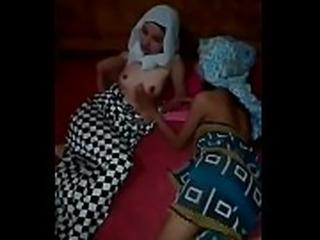 อีกหนึ่งคลิปกับสองสาวมุสลิม