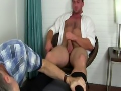 Twin penis sex gay porn and super chubby men having xxx Connor Gets Of