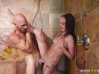 Alice Coxxx is a hot redhead who cannot resist a pulsating penis