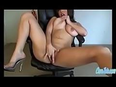 beautiful milf masturbate in heels CamJoie.com