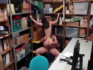 Cop blonde big tits anal and police fuck wife Since already unclothed