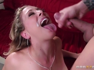 This cougar is a sex machine she is always ready