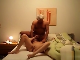 My girlfriend 52 spied with her new lover 62