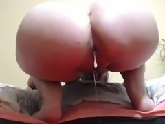 My hot GF loves double penetration and she is always ready to fuck on cam