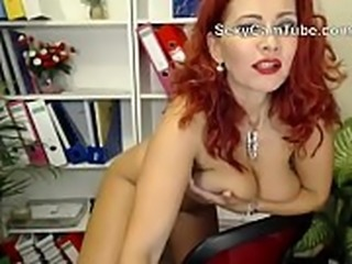 Ginger Milf wants to fuck a bad boy - Part 4