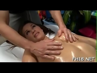Fleshly massage porn