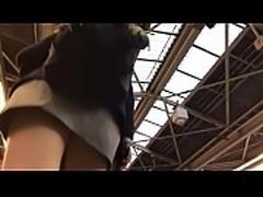 asian upskirt compilation - schoolgirl - 0057