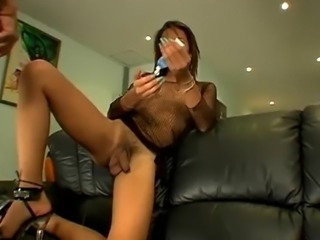 Sweet Jenny And Her Slutty GF Go Hardcore Together