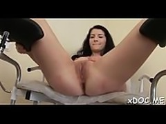 Lucky doctor had sexy sex