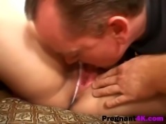 Horny guy goes all out into that extremely round ass