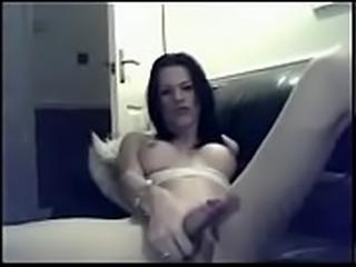 Cute Teen Jerks Her Cock On Cam BVR - DickGirls.xyz