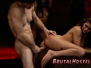 Perverted step brother gets punished and interrogation