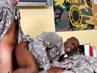 Nude blonde army men gay first time Yes Drill Sergeant!
