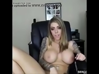 Horny snapchat slut caught! - watch more of her at sexcams88.com