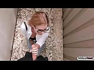 Hot blonde Sloan Harper fucks for cash