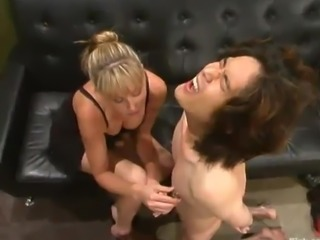 Scott Lee gets whipped and then toyed by his mistress