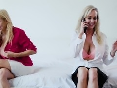 Alexis Fawx needs to feel Brandi Love's tight pussy hole