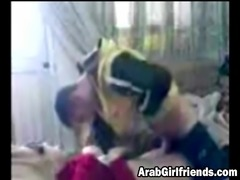 Arab teen pounded by horny guy