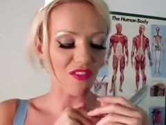 Lucy Zara Latex Nurse