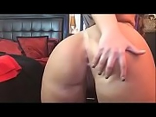 Thick babe teasing big booty and blowjob - watchfreewebcam.com