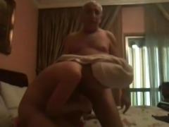Hot filipino hard fucking with lebanese arab boss