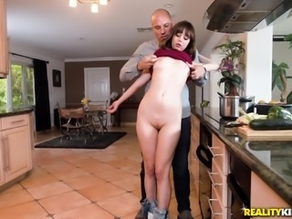 Shae Celestine is a petite babe who wants to be fucked hard
