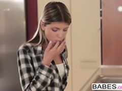 Babes   Step Mom Lessons   Kristof Cale and Gina Gerson and Kathia Nobili...
