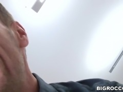 Ria Rodriguez shaking her ass on Rocco Siffredi