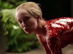Lotte Verbeek hot tits and ass