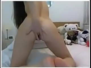 Nice Brunette Ass Play - FREE REGISTER www.freebabecams.tk