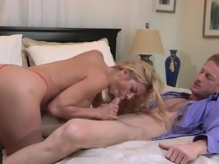 Alexis Fawx is a cute blonde hoping to be ravished well