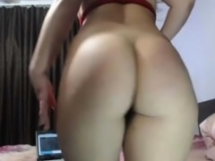 Beautiful Young Teen Teen Solo Ass to Mouth