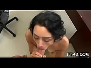 Slut loves being nailed by large rods