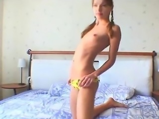 Teen pussy is so eager