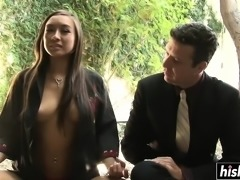 Arial Rose loves to get fucked hard