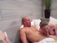 Sweet lady Dee cucked her man for a much bigger cock. This milf wants a cock...