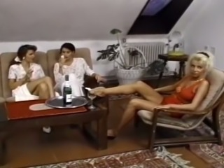 Magnificent classic Hungarian ladies start up small private party