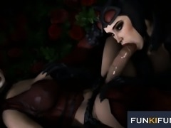 BATMAN HARLEY QUINN 3D SEX COMPILATION PART 11