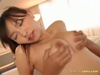 Delicious asian three cocked